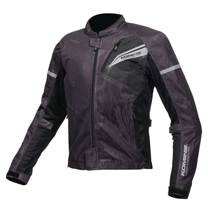 komine レディース  JK-140 プロテクトフルメッシュジャケット ブラック◆全4色◆