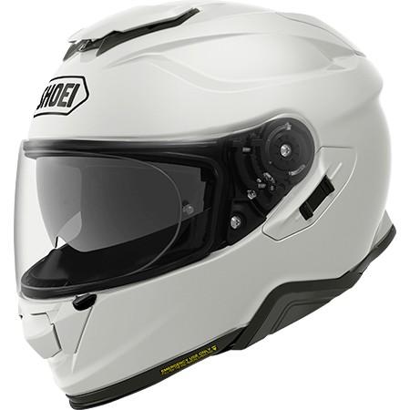 SHOEI ヘルメット GT-Air II 【ジーティーエアー2】フルフェイスヘルメット ルミナスホワイト