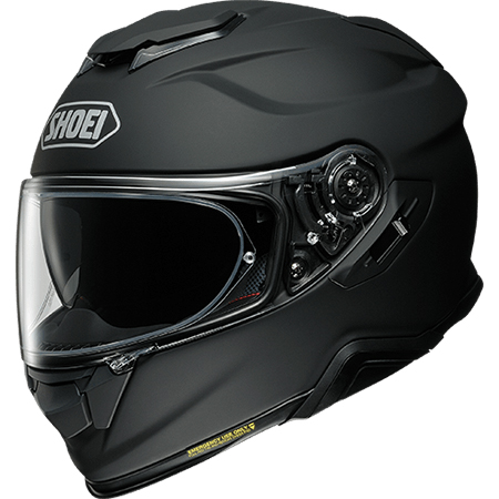 SHOEI ヘルメット GT-Air II 【ジーティーエアー2】フルフェイスヘルメット マットブラック