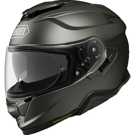 SHOEI ヘルメット GT-Air II 【ジーティーエアー2】フルフェイスヘルメット アンスラサイトメタリック