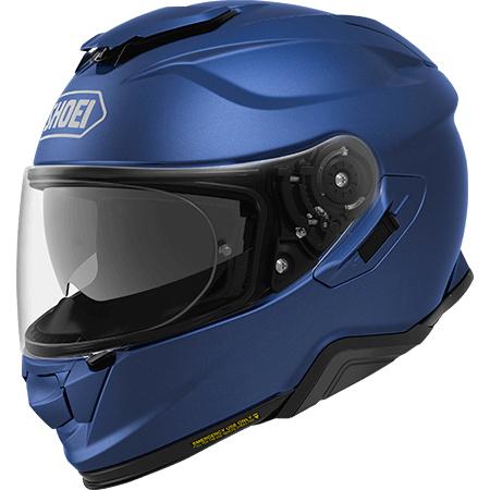 SHOEI ヘルメット GT-Air II 【ジーティーエアー2】フルフェイスヘルメット マットブルーメタリック