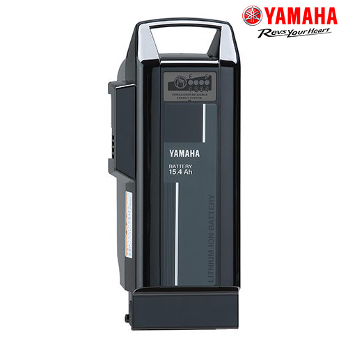 YAMAHA X0U821102000 PASリチウムイオンバッテリー 15.4Ah ブラック 〔決済区分:代引き不可〕4521407176762