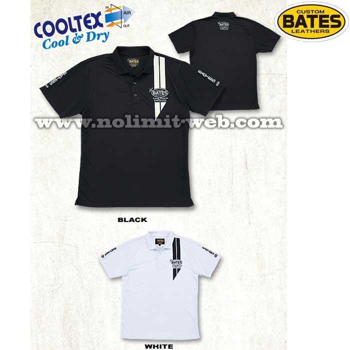 BATES BAT-P10M クールテックスポロシャツ