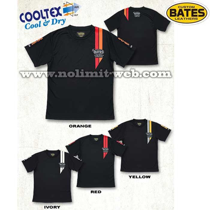 BATES BAT-S54M クールテックスTシャツ