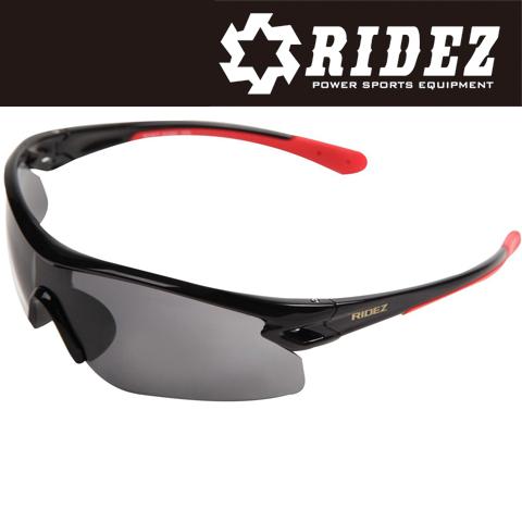【通販限定】RS4237 サングラス S.BK S.BK SM スモーク 花粉対策/アウトドア/スポーツ/ツーリング/サイクリング/ランニング