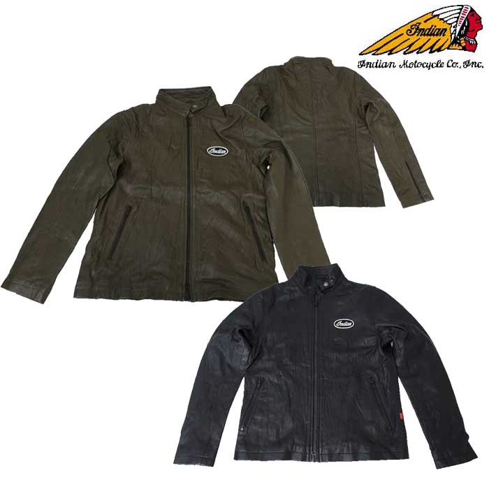 INDIAN MOTORCYCLE 〔WEB価格〕IL-230 SINGLE RIDERS JACKET レザージャケット