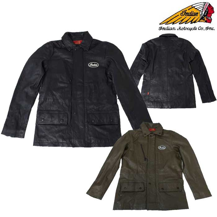 INDIAN MOTORCYCLE 〔WEB価格〕IL-231 MOTORCYCLE JACKET レザージャケット