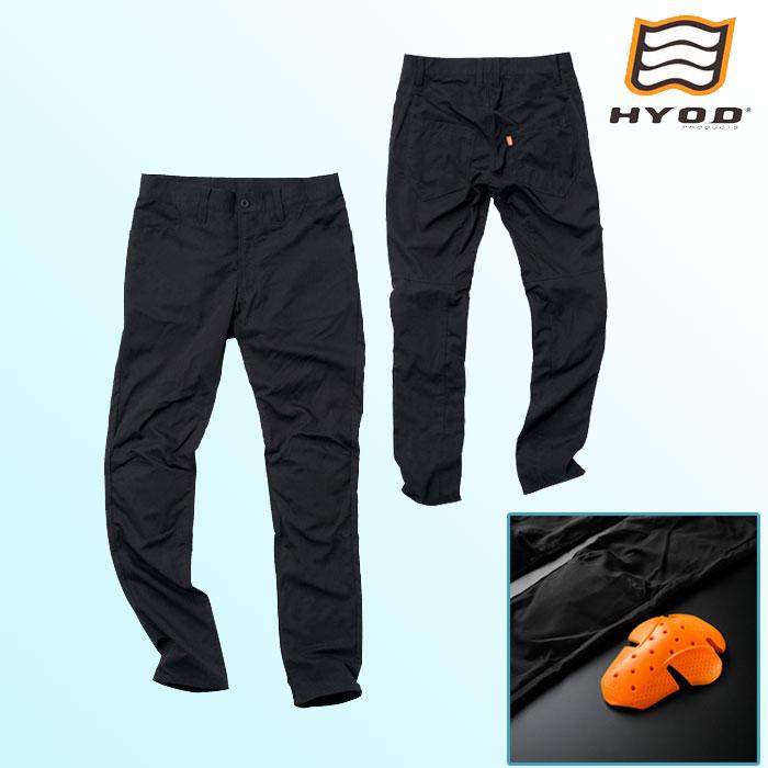 STT301D ST-S UCHIMIZU D3O COOL DRY PANTS  クールドライ パンツ 春夏用 ブラック◆全4色◆