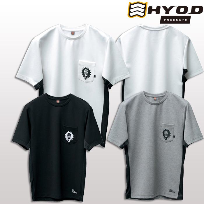 HYOD PRODUCTS H3U004 HYOD365 SHORT SLEEVE T-SHIRTS シャツ 半袖  春夏用