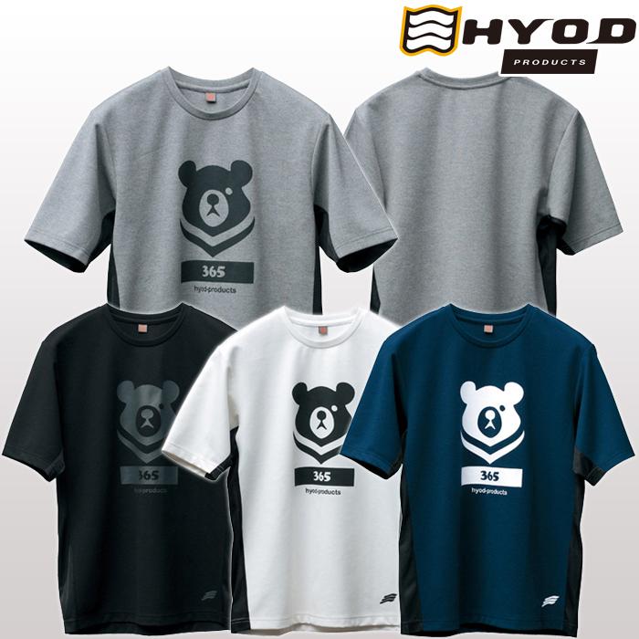 HYOD PRODUCTS 【在庫限り】H3U003N HYOD365 SHORT SLEEVE T-SHIRTS シャツ 半袖  春夏用