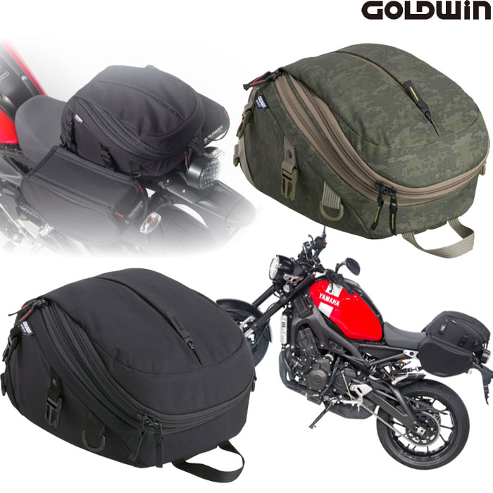 GOLDWIN 〔WEB価格〕GSM27905 X-OVERシートバッグ17