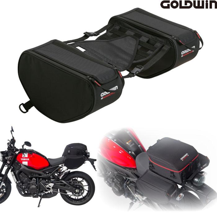 GOLDWIN スポーツシェイプサイドバッグ12