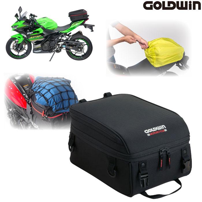 GOLDWIN 〔WEB価格〕GSM27807 シートバッグ16 ブラック◆全2色◆