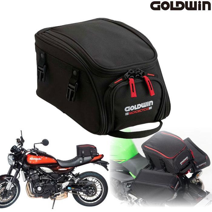 GOLDWIN 〔WEB価格〕 GSM27808 シートバッグ8 ブラック◆全2色◆