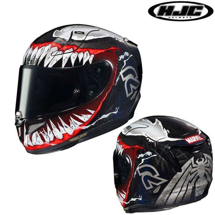 HJC 〔WEB価格〕HJH166 MARVEL RPHA 11  VENOM 2 フルフェイスヘルメット