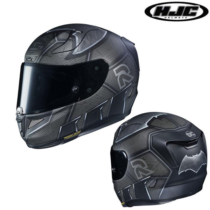 HJC 〔WEB価格〕DC COMICS RPHA 11 BATMAN【バットマン】フルフェイスヘルメット