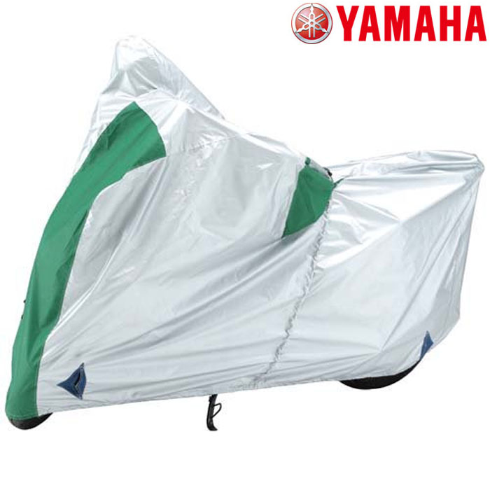 Y'S GEAR 日本製 バイクカバー Fタイプ ミドルスクーター 防水 防塵 盗難防止【大切なバイクを花粉・黄砂から守る】