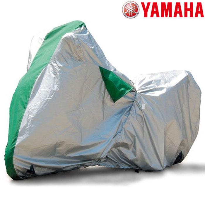 Y'S GEAR 日本製 バイクカバー Fタイプ ビッグオフローダーBOX装着車 防水 防塵 盗難防止【大切なバイクを花粉・黄砂から守る】