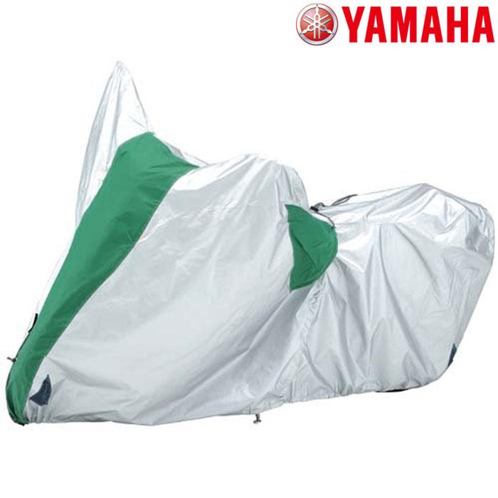 Y'S GEAR 〔WEB価格〕日本製 バイクカバー Fタイプ 耐熱シート付き 防水 防塵 盗難防止 SR400など