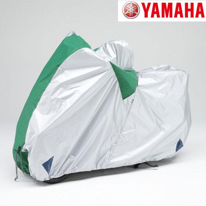 Y'S GEAR 日本製 バイクカバー Fタイプ TRICITY 防水 防塵 盗難防止【大切なバイクを花粉・黄砂から守る】