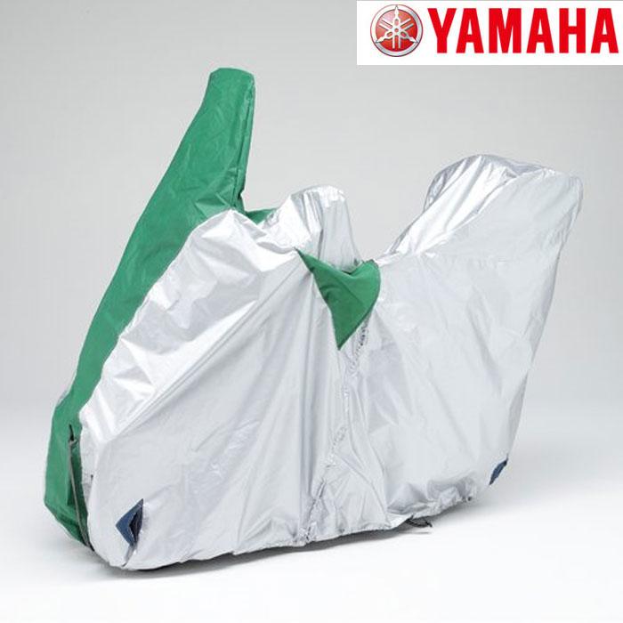 Y'S GEAR 日本製 バイクカバー Fタイプ TRICITYフル装備 防水 防塵 盗難防止【大切なバイクを花粉・黄砂から守る】