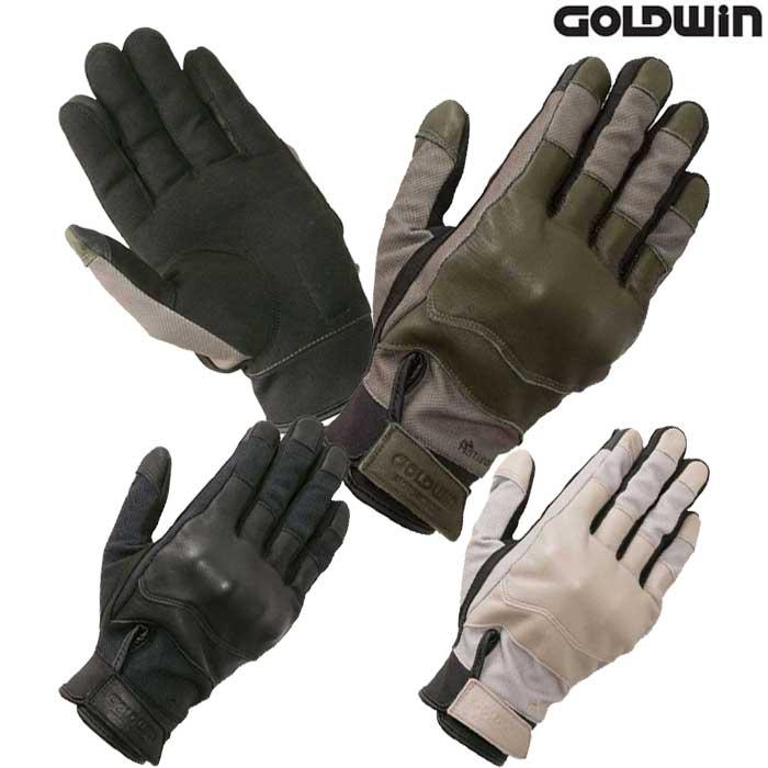 GOLDWIN 【WEB限定】GSM26901 X-OVERメッシュグローブ