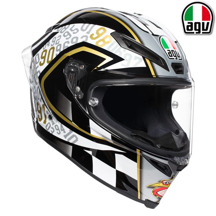 AGV CORSA R CAPIREX 【コルサ R カピレックス】 フルフェイスヘルメット