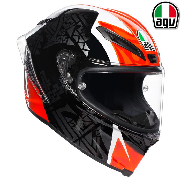 AGV 〔WEB価格〕CORSA R CASANOVA 【コルサ R カサノバ】 フルフェイスヘルメット