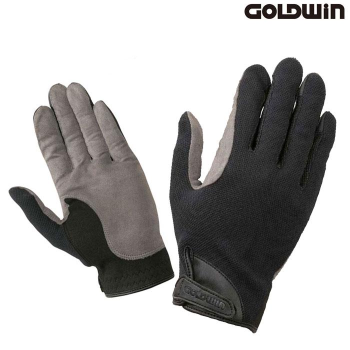 GOLDWIN 〔WEB価格〕★新作★GSM26902 ライトサマーグローブ ブラック(K)◆全3色◆