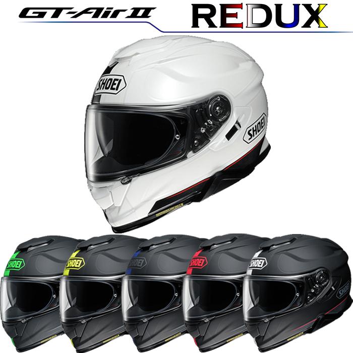 SHOEI ヘルメット GT-Air II REDUX 【ジーティー エアー 2 リダックス】