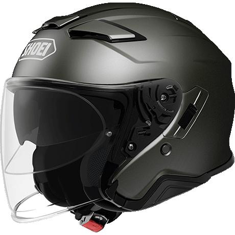 SHOEI ヘルメット J-Cruise II【ジェイ-クルーズ ツー】ジェット ヘルメット アンスラサイトメタリック