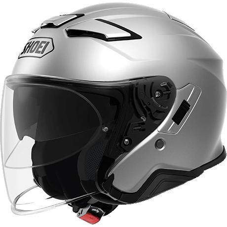 SHOEI ヘルメット J-Cruise II【ジェイ-クルーズ ツー】ジェット ヘルメット ライトシルバー