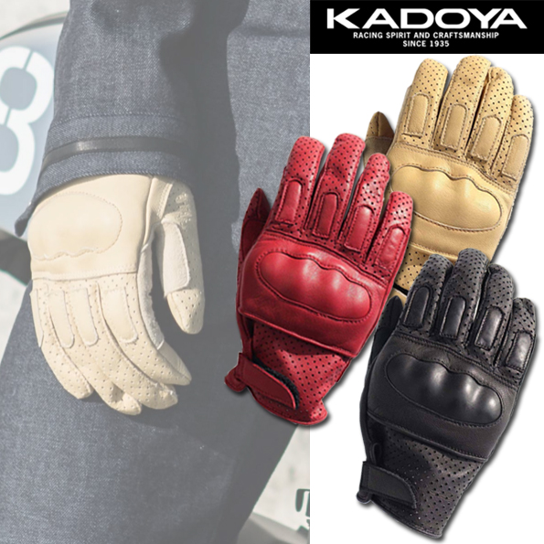 KADOYA 3349 NKG-SP プロテクション パンチンググローブ 春夏用