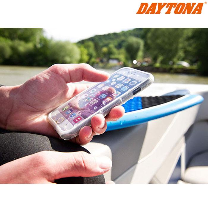 DAYTONA 99727 SPコネクト ウェザーカバー iPhon8+/7+/6s+/6+