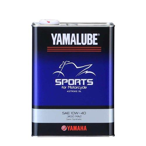 YAMAHA ヤマルーブ スポーツ(MA2) 10W-40  4L 90793-32418 部分合成油