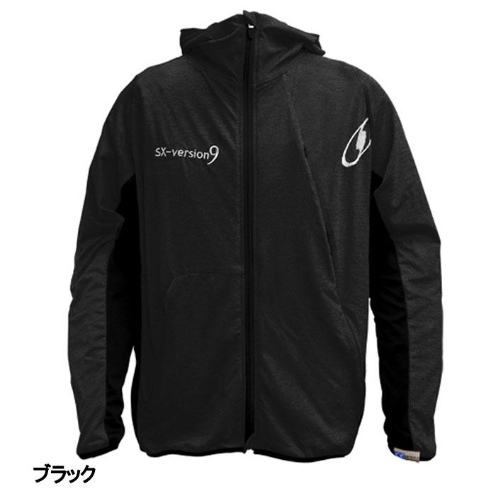 GPカンパニー SLB-646 エアースポーツパーカー ブラック◆全4色◆