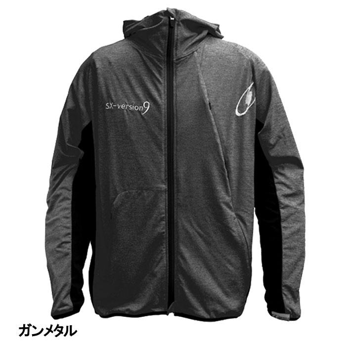 GPカンパニー SLB-646 エアースポーツパーカー ガンメタル◆全4色◆