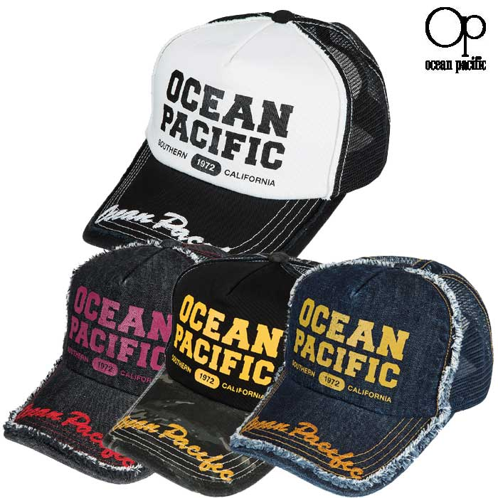 ocean pacific OPG14379700 OP DAMAGEMESHCAP