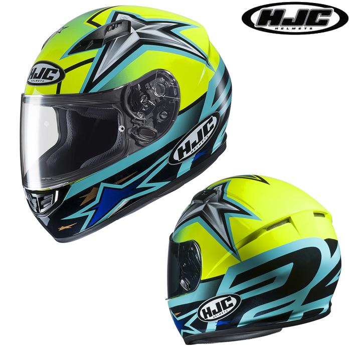 HJC 〔WEB価格〕HJH150 CS-15 TONY ELIAS 24 【トニ・エリアス24】 フルフェイスヘルメット