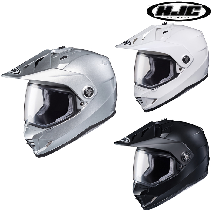 HJC HJH133 DS-X1 SOLID 【ソリッド】 オフロードヘルメット