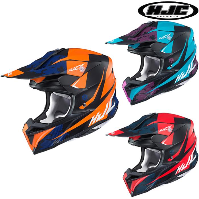HJC 【ご予約受付中】HJH178 i50 TONA 【トナ】 オフロードヘルメット