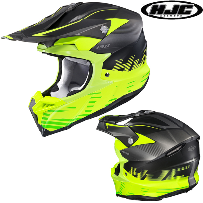 HJC 〔WEB価格〕HJH177 i50 FURY 【ヒューリー】 オフロードヘルメット