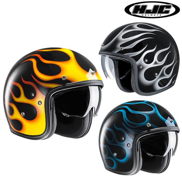 HJC HJH153 FG-70S ARIES 【アリエス】 ジェットヘルメット