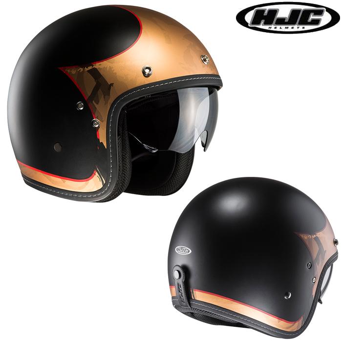 HJC HJH152 FG-70S LUKO 【ルコ】 ジェットヘルメット