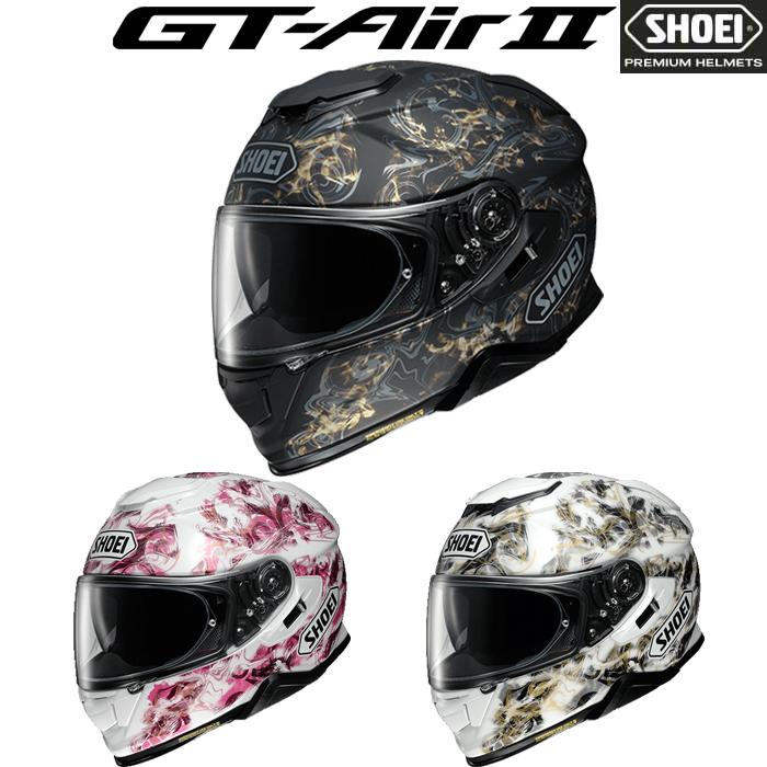 SHOEI ヘルメット GT-Air II CONJURE 【コンジュール】 フルフェイス ヘルメット
