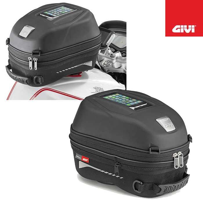 GIVI ST603B タンクロック 15L