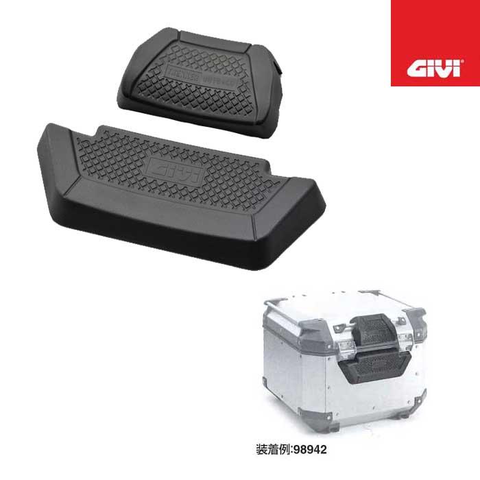 GIVI E173バックレスト OBKN42用