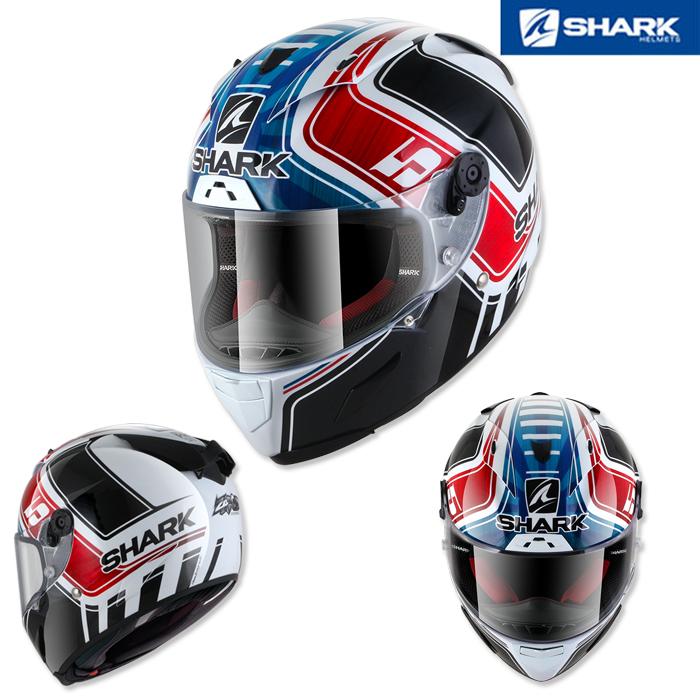 〔WEB価格〕【限定モデル】RACE-R PRO  REPLICA ZARCO GP DE FRANCE【レーサープロ・レプリカ ザルコGP】 フルフェイスヘルメット