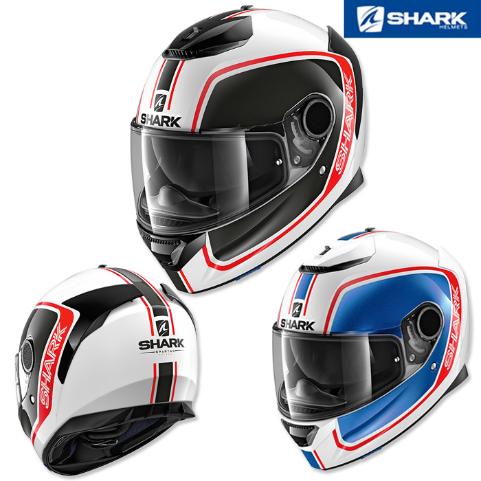 SHARK SPARTAN PRIONA 【スパルタン プリオナ】 フルフェイスヘルメット