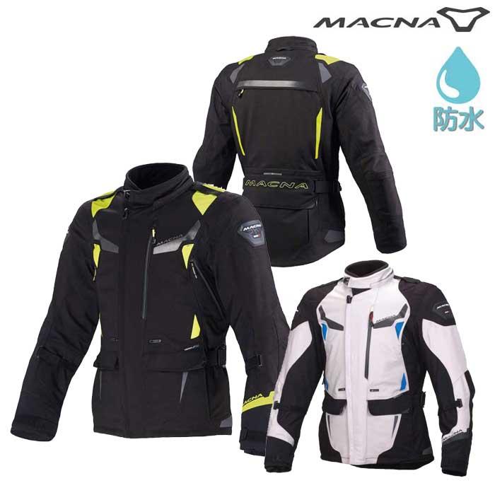 MACNA 【大きいサイズ】IMPACTPRO ライディングジャケット